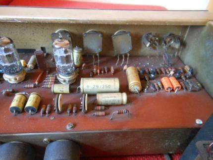 ECHOLETTE Bassmaster 100, Röhrenverstärker von ca. 1964 in