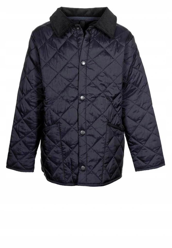 Barbour Pikowana Kurtka Z Kolnierzem M 8852185495 Oficjalne Archiwum Allegro Winter Jackets Fashion Wishlist Barbour