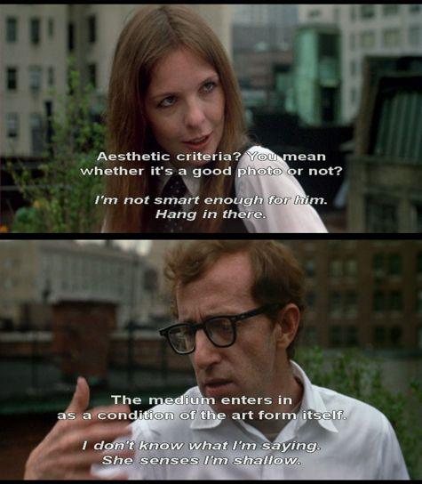 Annie Hall Funnies Cine Woody Allen Pelis