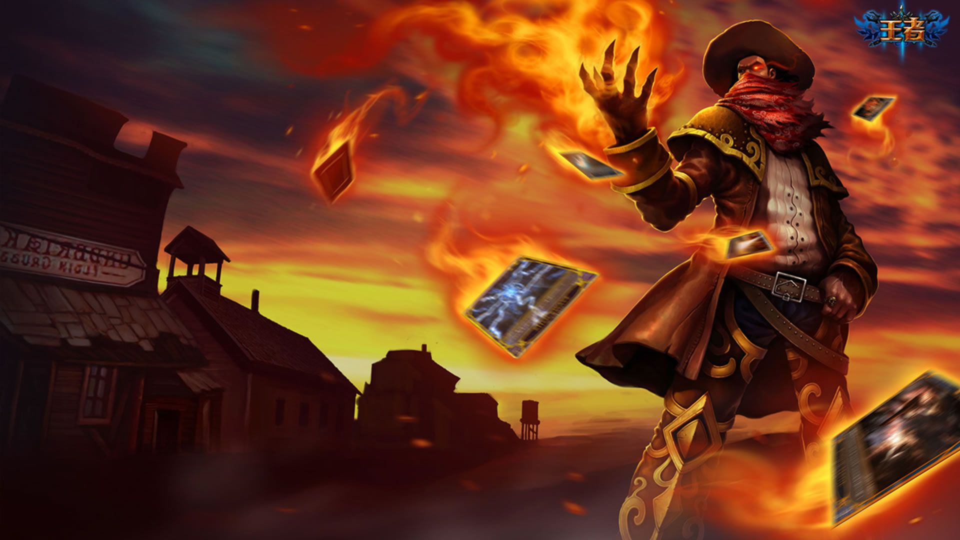 High noon twisted fate chinese wallpaper leaguesplash mis gustos high noon twisted fate chinese wallpaper leaguesplash voltagebd Images