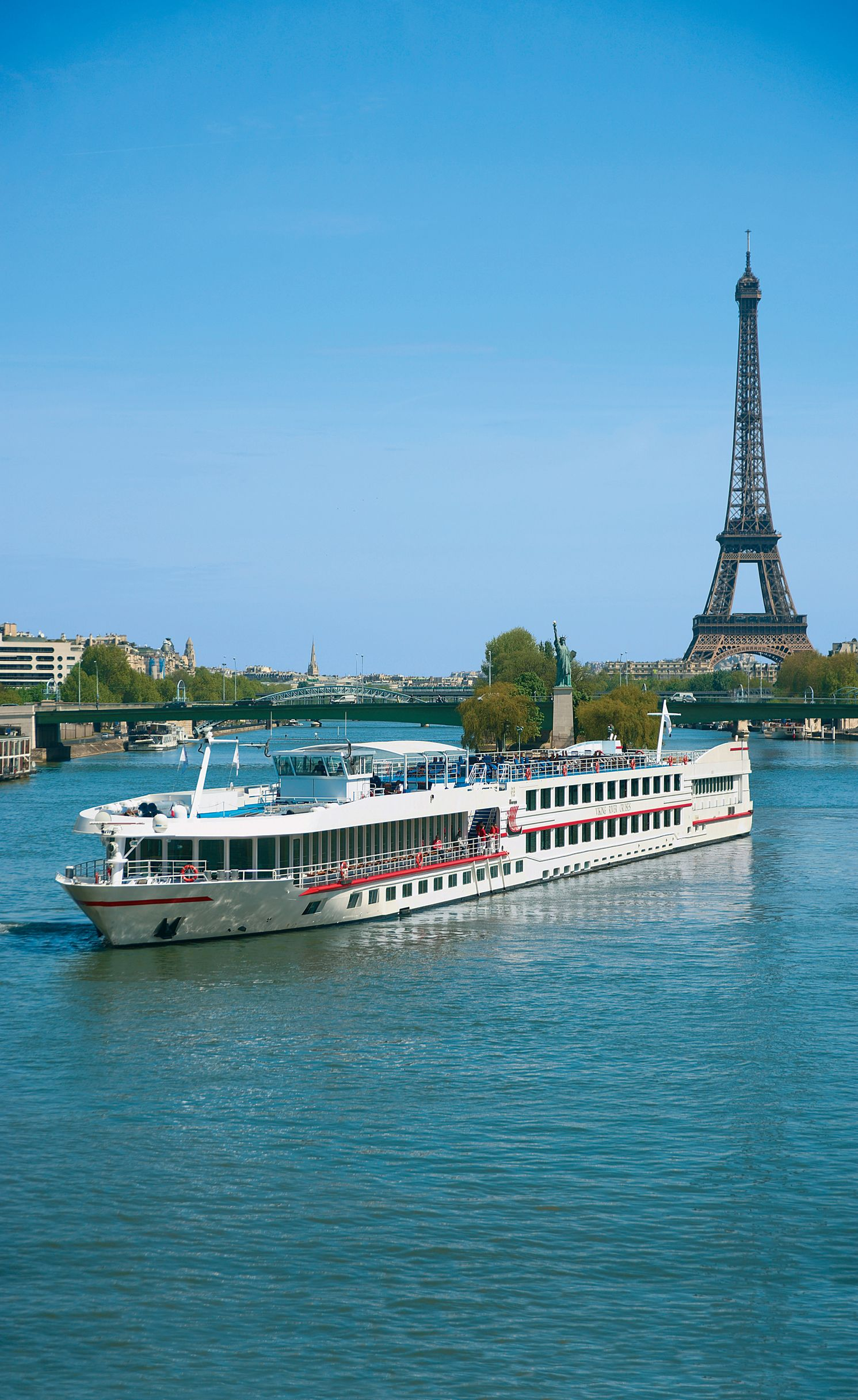 Viking is to river cruising, as the Eiffel Tower is to Paris...