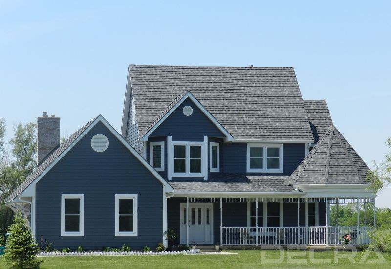 Best Shingle Xd Natural Slate Ohio Metal Roof Residential 640 x 480