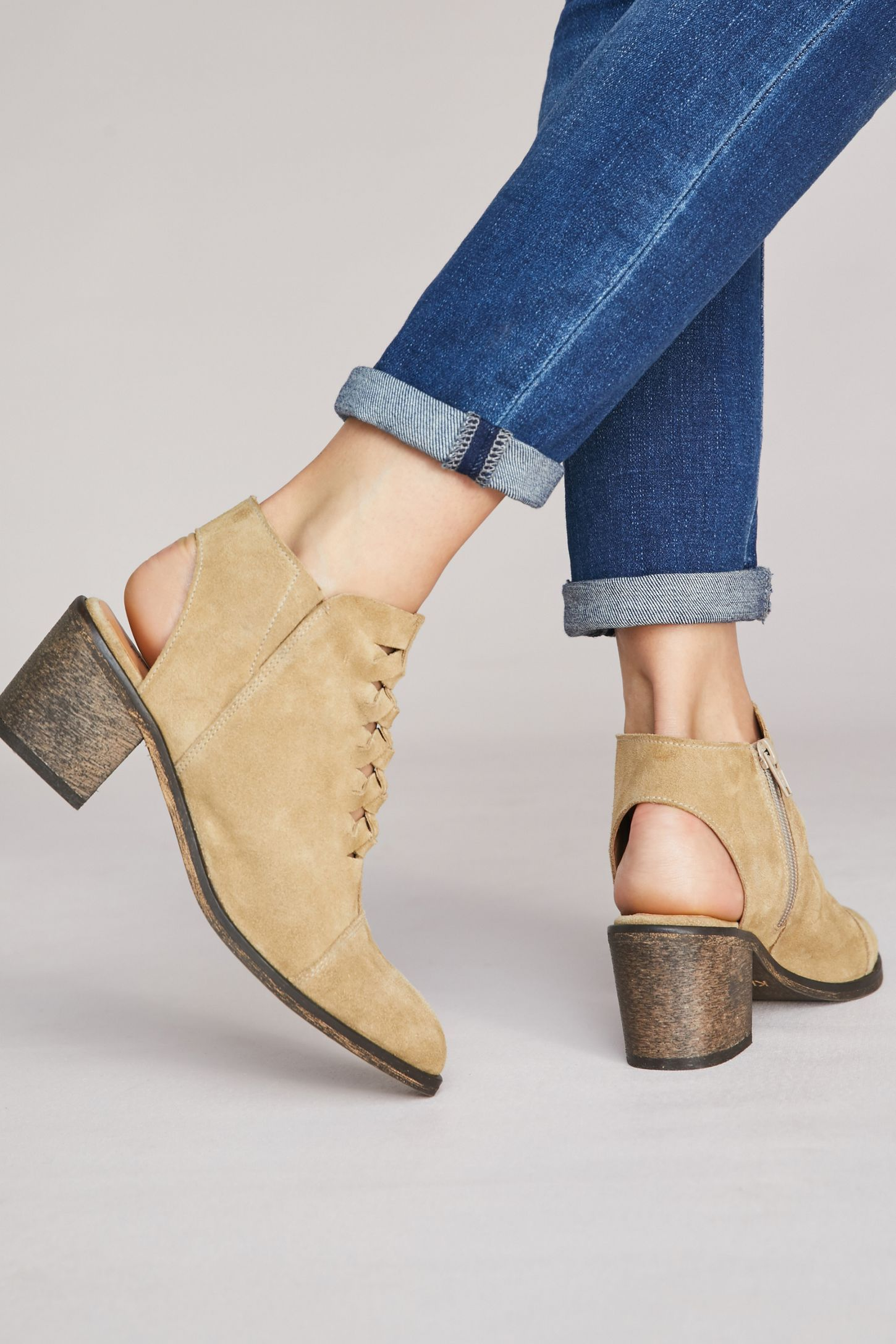 Slide View: 4: Klub Nico Bernita Cutout Booties