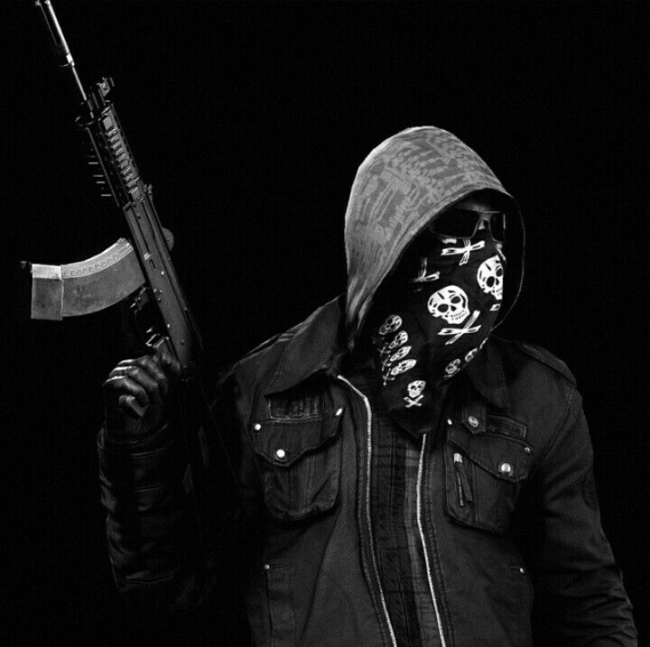 Gangsters With Guns Wallpapers