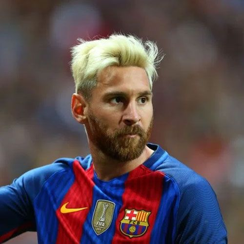Top 25 Soccer Player Haircuts 2020 Guide Lionel Messi Messi Soccer Hair