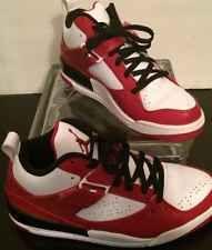 Nike Air Jordan Flight 45 White black Varsity red 364756-162 Mens Sz 9 HTF e4234ad42268