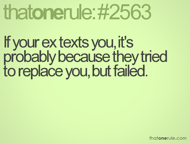 Do you to ex texts what when your Should I