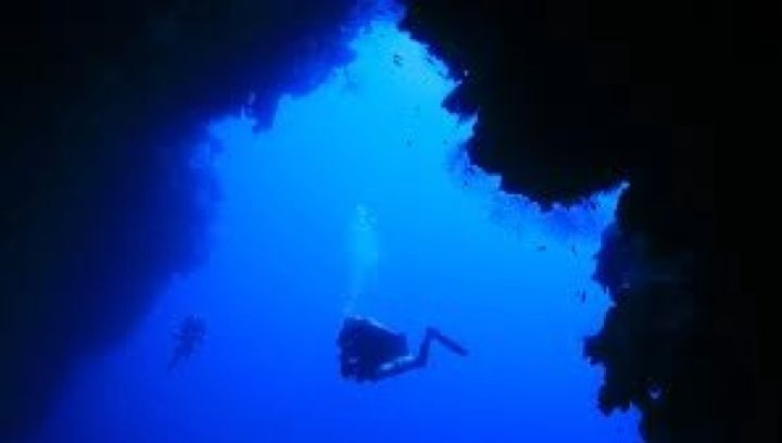 Blue hole dive site blue hole diving scuba diving