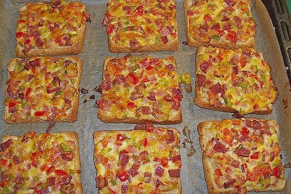 Toast überbacken von Diana22091975 | Chefkoch