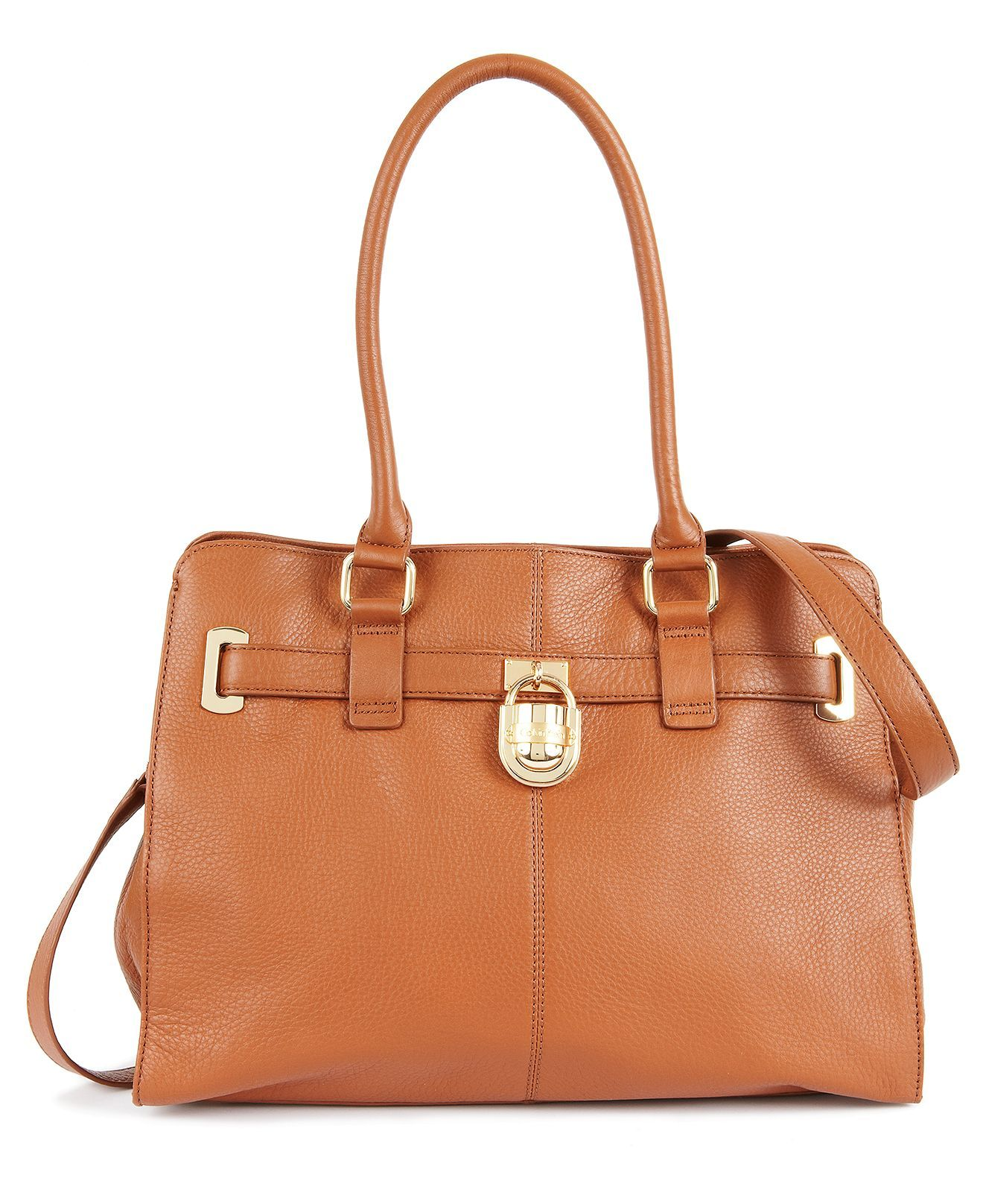 bf9988af6b $250 Calvin Klein Handbag, Modena Leather Tote - Handbags & Accessories -  Macy's