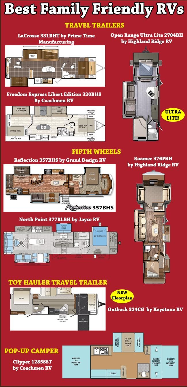ace 30 2 bunkhouse rv pinterest rv and motorhome