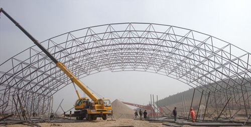 light steel space frame | Architecture: Space Frame | Pinterest ...
