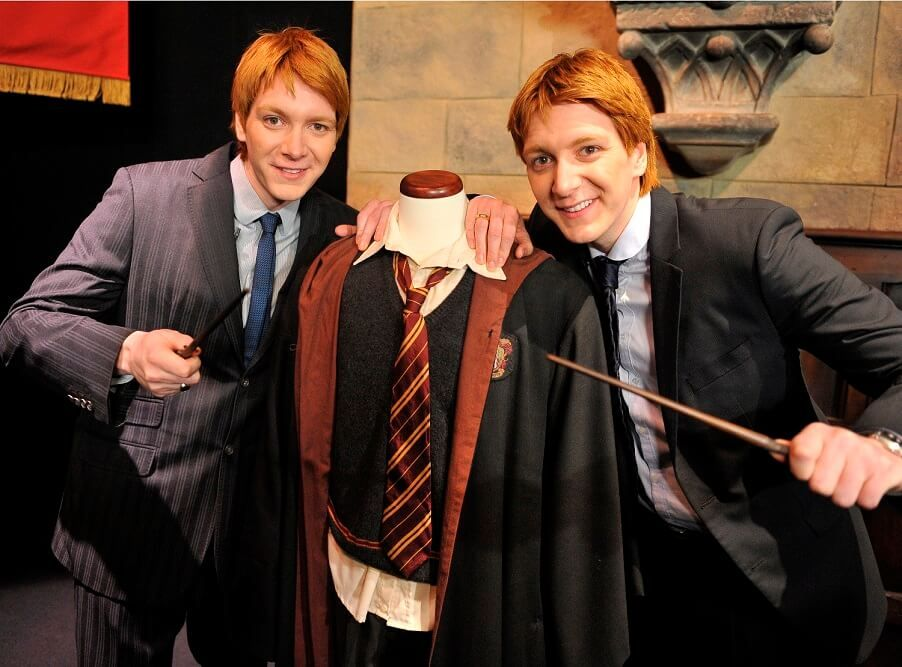 James Phelps And Oliver Phelps 20716 89627 Jpg Oliver Phelps Fred And George Weasley Phelps Twins