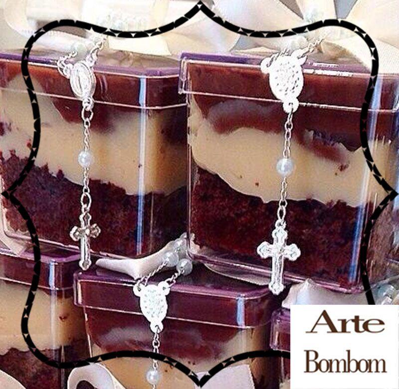 Receitas de Bolo no Pote! Veja no Guia Novas Noivas: http://bit.ly/1WtOvhC