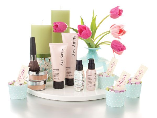 Introduce Your Guests To Mary Kayu00ae Skin Care At A Love Your Skin Party! Guests Can Experience ...