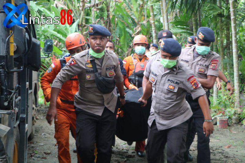 Sebanyak 56 Jenazah Korban Banjir Sentani, Sudah ...
