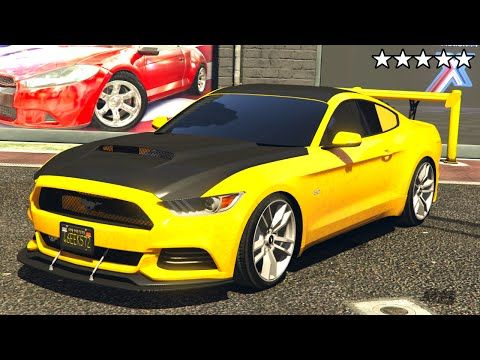 Ford Mustang Gt 2015 Gta V Pc Mods Youtube Ford Mustangs