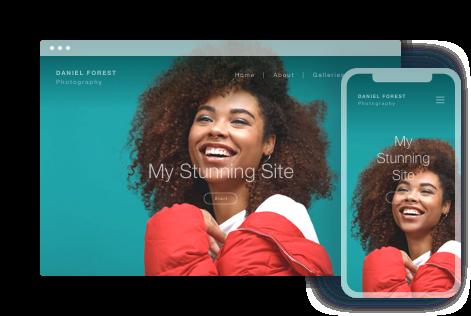 My Sites Wix, Site, Tech info
