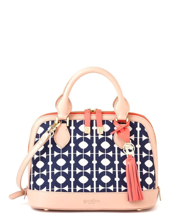 Hilton Head Bowler Satchel By Spartina 449 169 00 Handbags Purses Outlets
