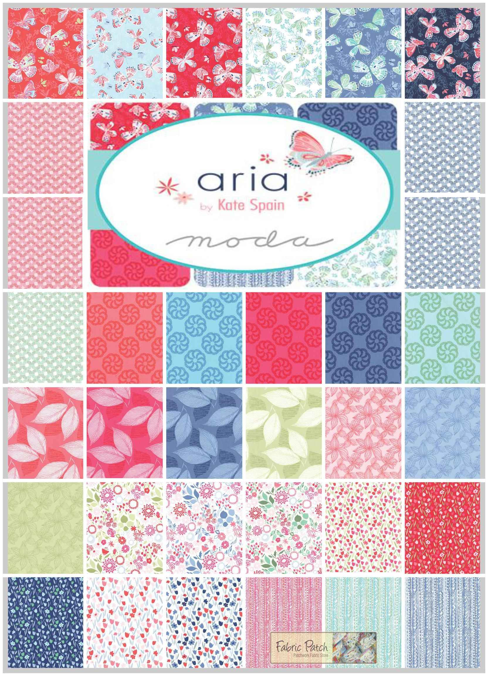 Aria patchwork and quilting fabric, Canyon fat quarter bundle ... : moda quilting fabric - Adamdwight.com
