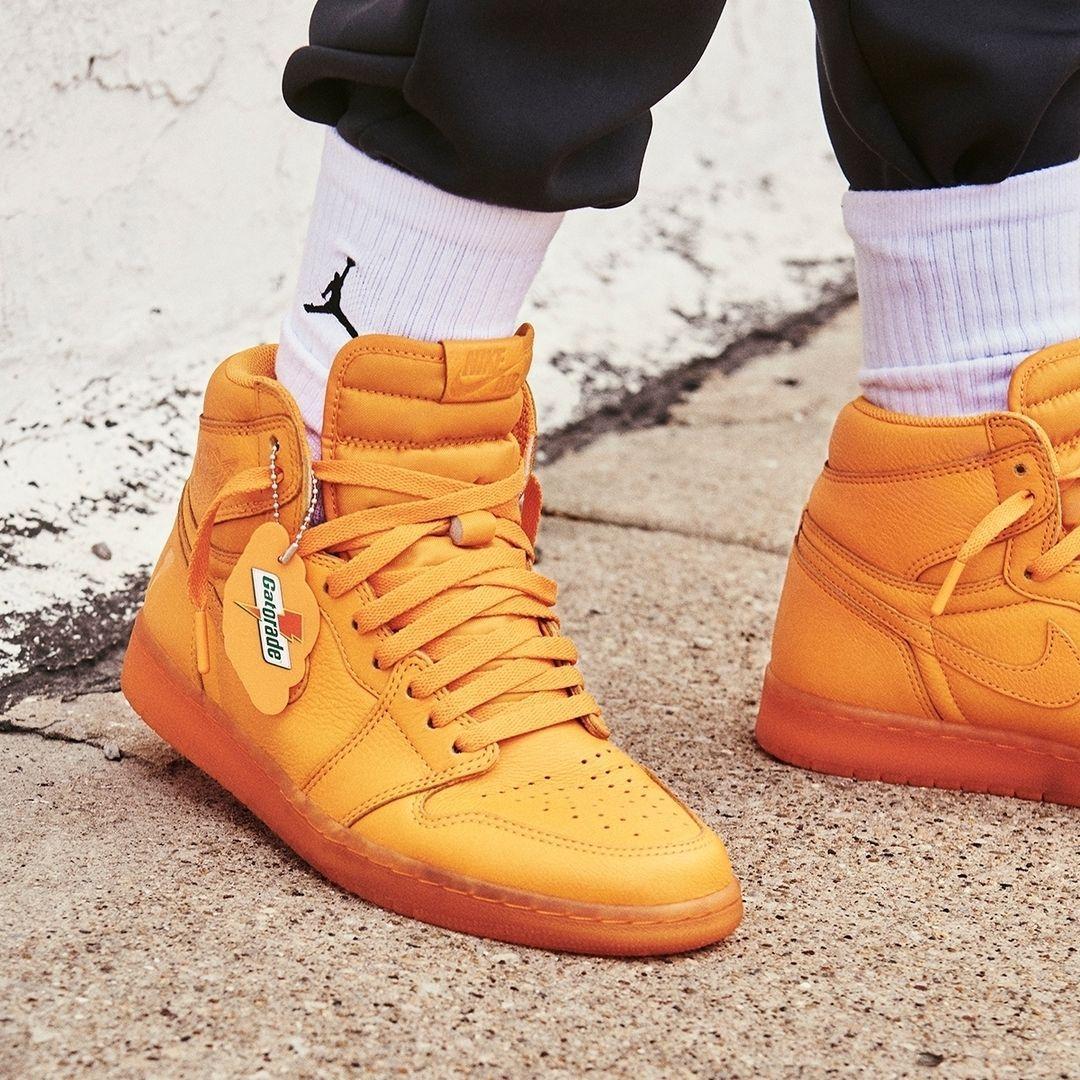buy popular 17471 a147a Air Jordan 1 Gatorade Orange Peel | Cool stuff 123 | Air ...