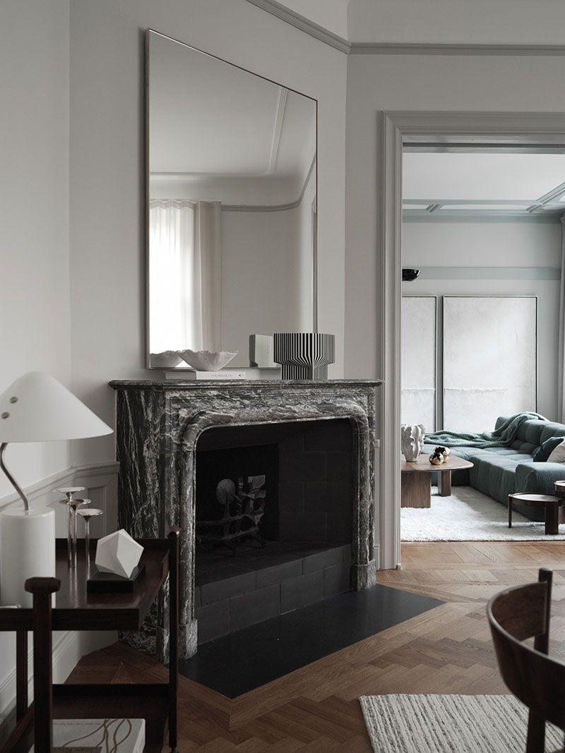 〚 Exquisite design of designer's apartment in Stockholm 〛 ◾ Фото ◾Идеи◾ Дизайн