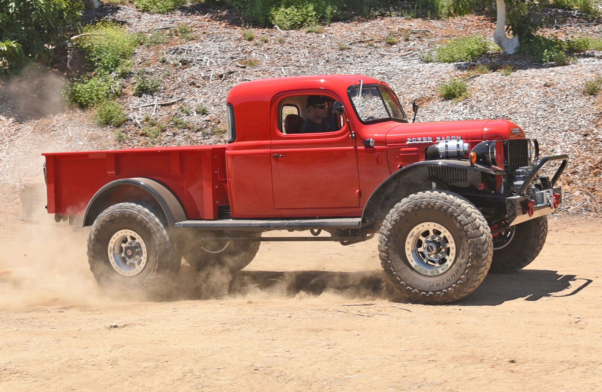 The New Dodge Power Wagon You Really Want Hot Rod Network Trucks