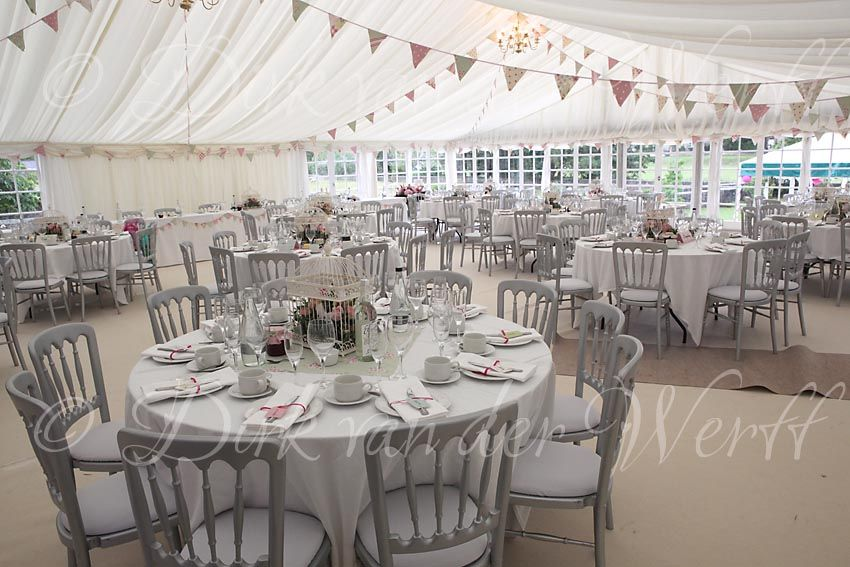 Marquee Wedding Photographer in North Yorkshire for