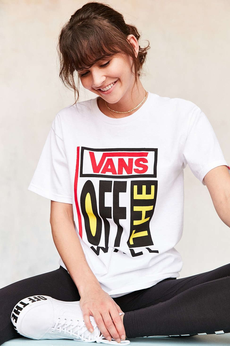 Vans \u0026 UO Old Skool Tee - Urban