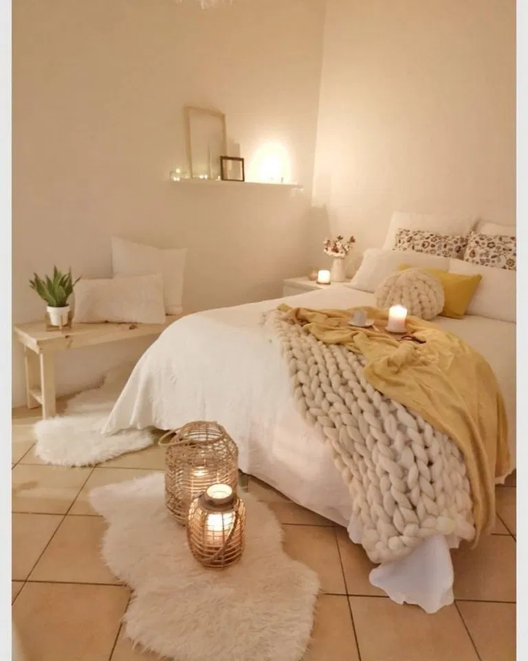 26 cute and girly bedroom decorating tips for girl 20 ...