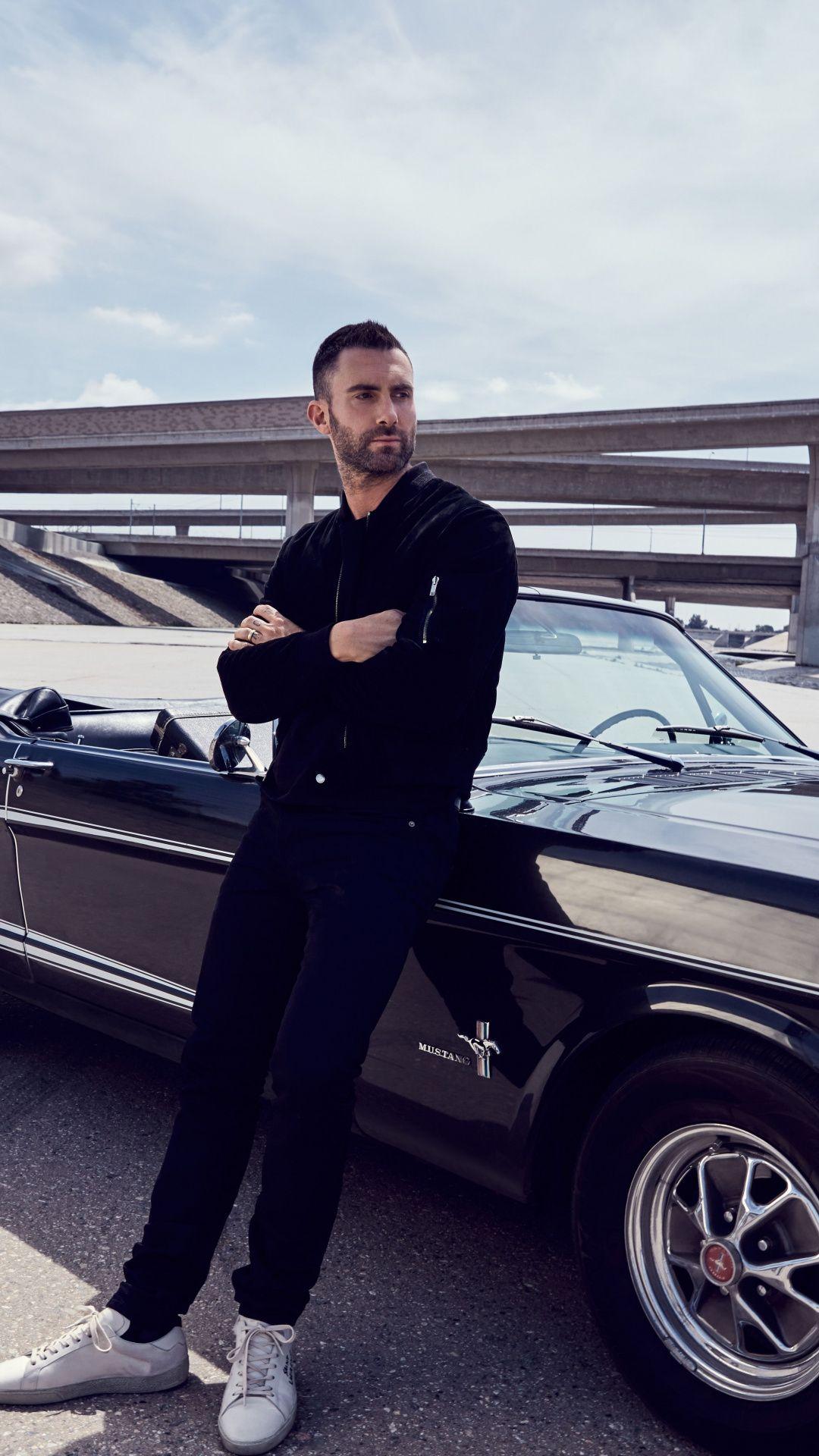 Adam Levine Vogue Celebrity 2018 1080x1920 Wallpaper Celebrity Wallpapers Adam Levine Celebrities