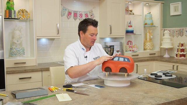 Range Rover Cake | Cake decorating courses, Range rover, Cake