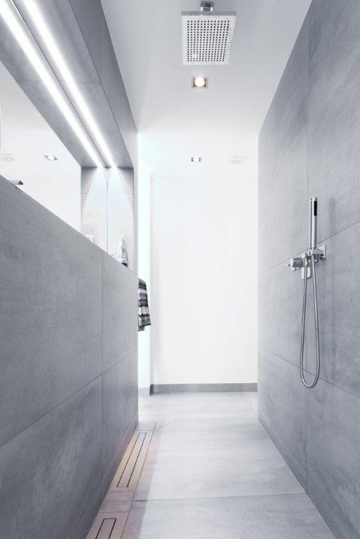Voorbeeld van een gerealiseerde badkamer door Sanidrome van der ...