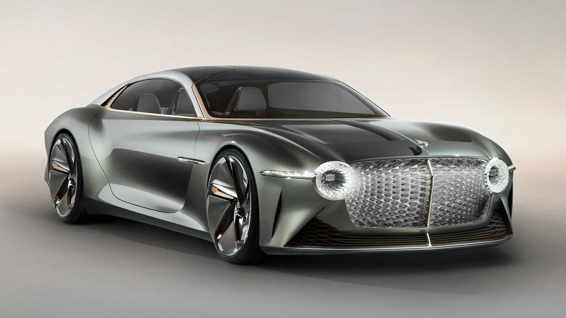 Bentley Exp 100 Gt Is An Ultra Luxury Electric Car For The Future Bentley Concept Cars Car