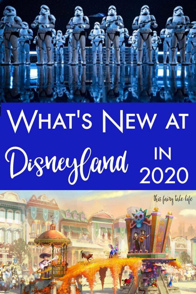 Photo of Hier ist was Neues in Disneyland im Jahr 2020! – Dieses Märchenleben