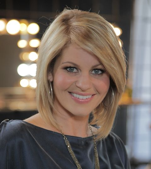 candace cameron bure dwts