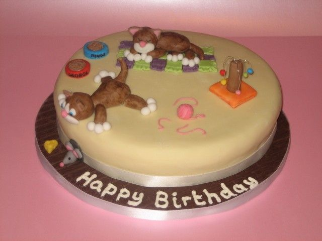 These cats cakes ideas cover cake decorations that will charm to