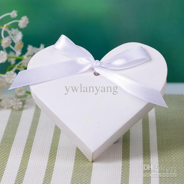 Heart Shaped Favor Boxes Wedding Favor Box Boxes Gift Box Favor