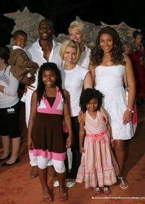 Terry Crews And His Family Celebrity Families Black Families Interracial Family