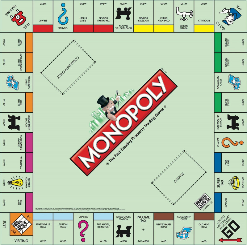 Monopoly Property Cards Template Awesome 1600x1594px Monopoly 348 85 Kb 289751 Monopoly Board Monopoly Board Games