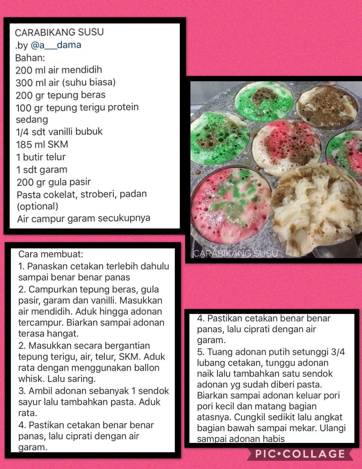 Pin Oleh Kusni Rofiah Di My Recipe Makanan Dan Minuman Resep Resep Masakan