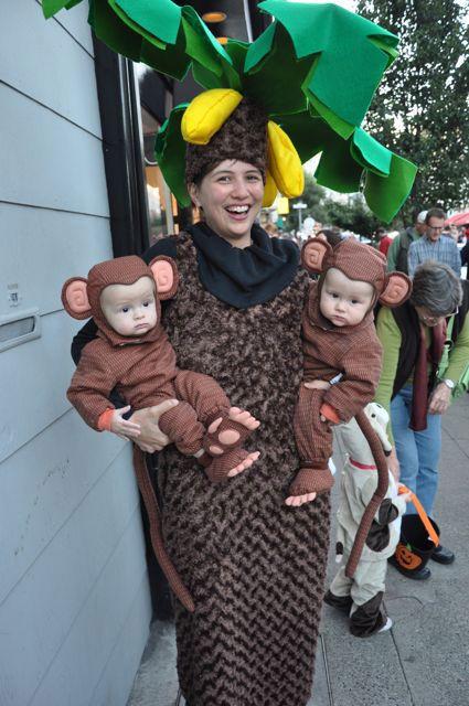 diy halloween costumes - Baby Twin Halloween Costumes