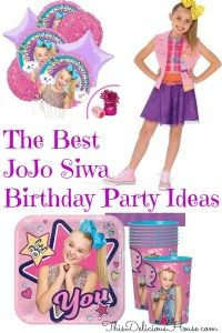JoJo Siwa Birthday Party Ideas and Decorations is part of Birthday Party Clothes - JoJo Siwa Birthday Party tips, decorations, and ideas! Throw your little girls an awesome JoJo Siwa Birthday Party that's stressfree and totally fun!