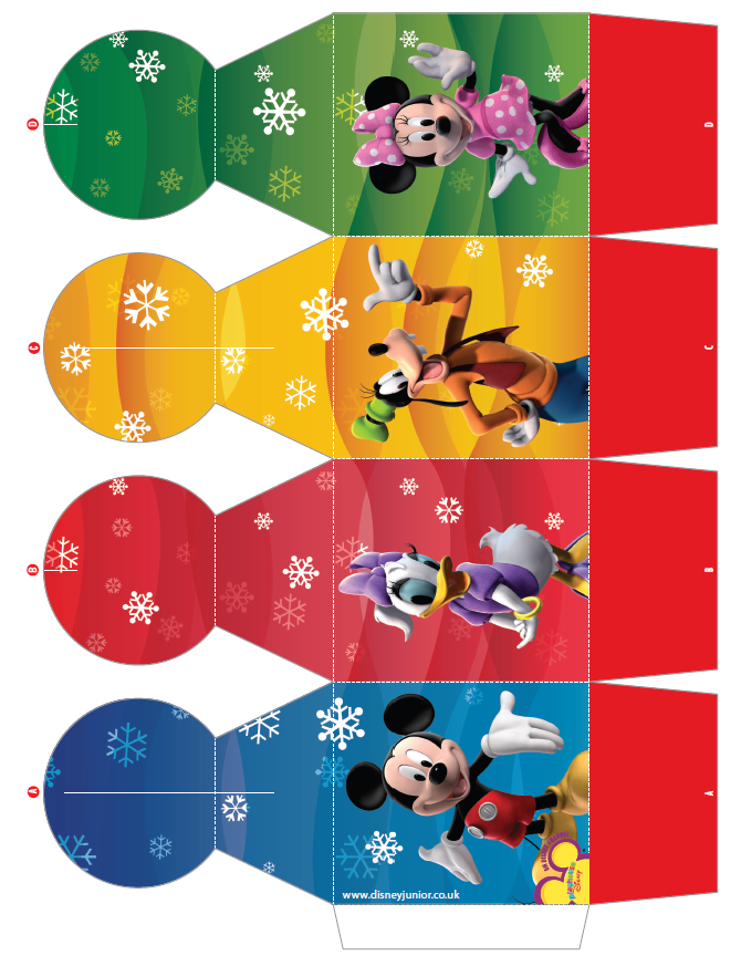 disney junior coloring pages christmas - photo#35