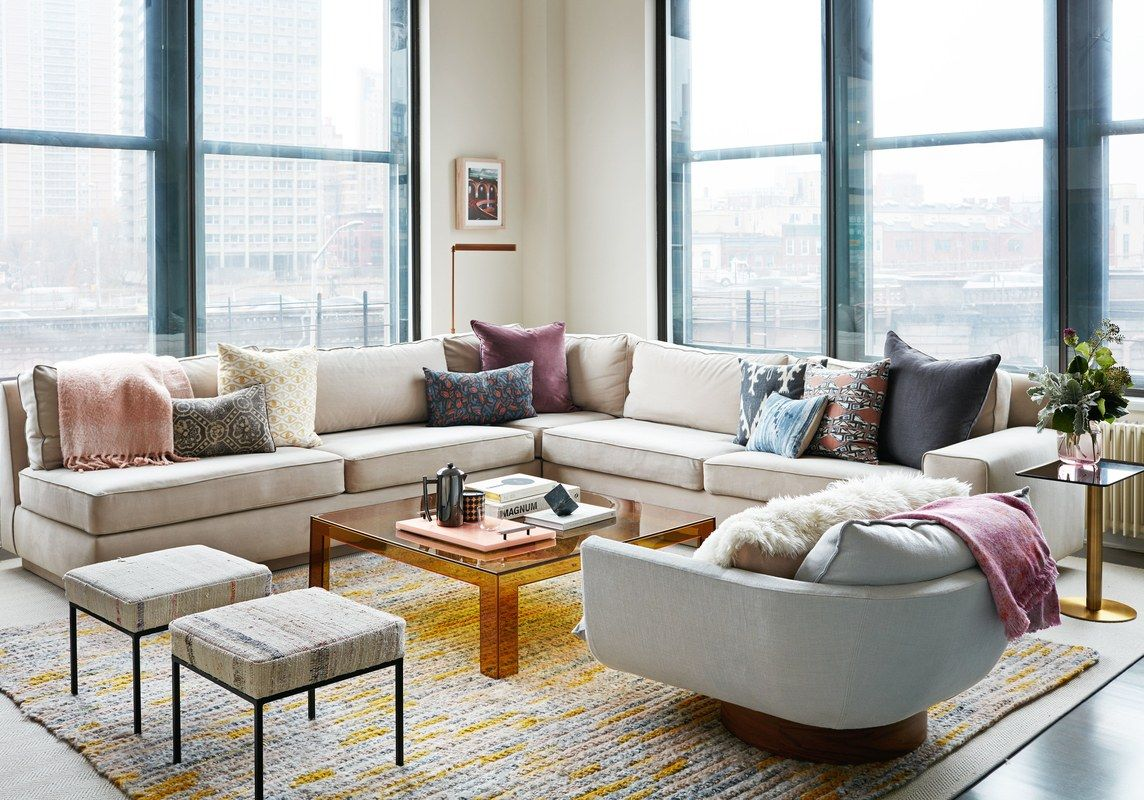 living room furniture brooklyn decorating ideas for a an industrial loft is transformed into family friendly modern home photos architectural digest