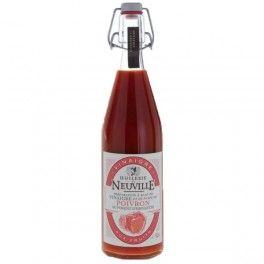 Vinaigre à la Pulpe de Poivron au Piment d'Espelette - 25cl