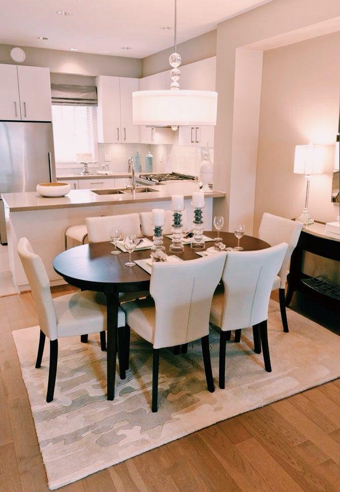 Pin de Enee en Kitchen | Pinterest | Comedores, Cocinas y Interiores ...
