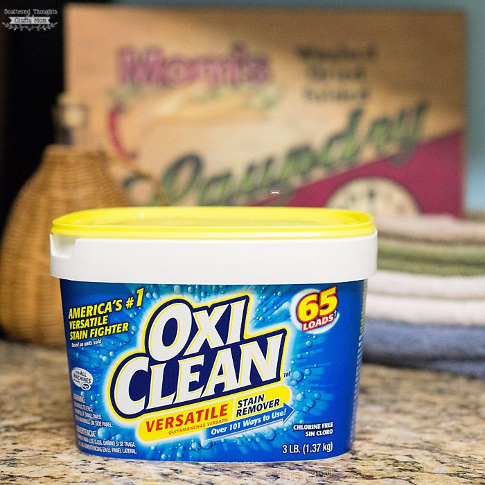 How To Use Oxiclean To Remove Stains Cleaning Hacks Cleaning Outdoor Cushions Clean Baking Pans