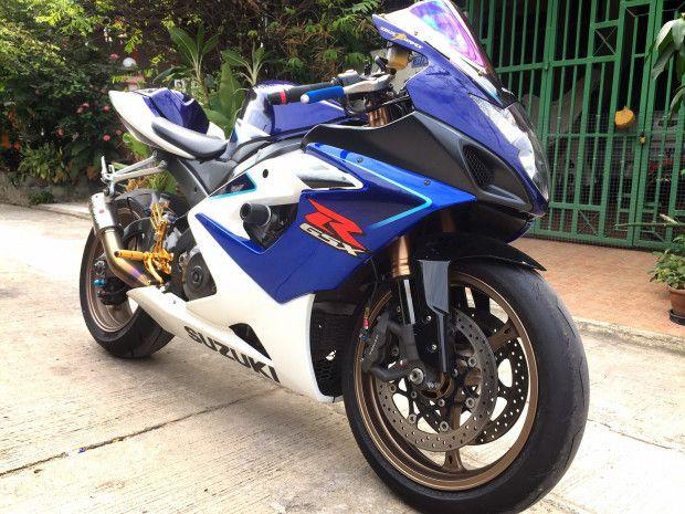 มอเตอร์ไซค์มือสอง Suzuki GSX-R 1000