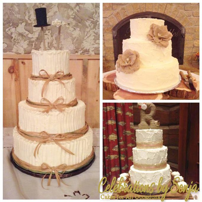 Unique And Eclectic Wedding Cakes
